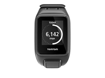 TomTom Runner 2 GPS Uhr, schwarz/anthrazit, L, 1RE0.001.04 - 2