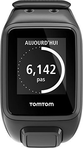 TomTom Runner 2 GPS Uhr, schwarz/anthrazit, L, 1RE0.001.04 - 6