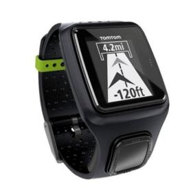 TomTom Runner GPS Laufuhr, schwarz, One size - 1