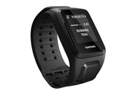 TomTom Spark Musik Fitness Uhr, schwarz, L, 1REM.003.04 - 1
