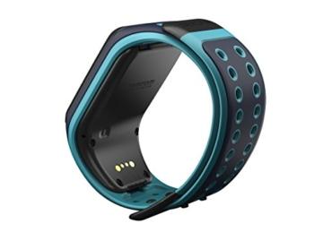 TomTom Sportuhr Runner 2 Musik GPS Uhr, blau, L, 1REM.001.01 - 4