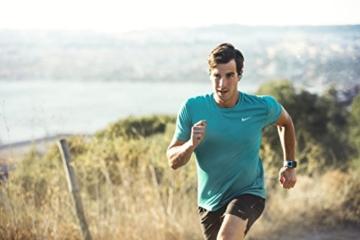 TomTom Sportuhr Runner 2 Musik GPS Uhr, blau, L, 1REM.001.01 - 5