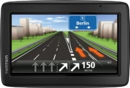 TomTom Start 25 M Europe Traffic Navigationsgerät (Free Lifetime Maps, 13 cm (5 Zoll) Display, TMC, Fahrspurassistent, Parkassistent, IQ Routes, 48 Länder) schwarz - 1