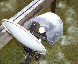 TomTrend LNB-Wetterschutzhaube - 1