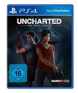 Uncharted: The Lost Legacy - [PlayStation 4] - 1