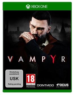 Vampyr - [Xbox One] - 1
