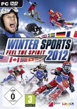 Winter Sports 2012: Feel the Spirit - [PC] - 1